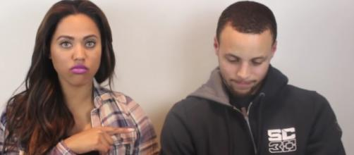 Ayesha and Stephen Curry celebrated the second birthday of their daughter Ryan. Image via YouTube/Little Lights of Mine