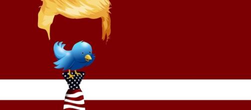 Donald J. Trump: Commander-in-Chief or Tweeter-in-Chief? (Image by geralt on pixabay)