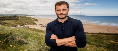 'Fifty Shades of Grey' actor Jamie Dornan promotes Northern Ireland tourism /Photo via Northern Ireland (@Discover NI) , Twitter