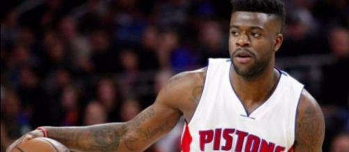 #ReggieBullock #DetroitPistons (Image credit School By Lu YouTube)