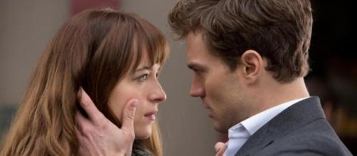 Jamie Dornan became many women's fantasy on the 'Fifty Shades' trilogy. - YouTube/Universal