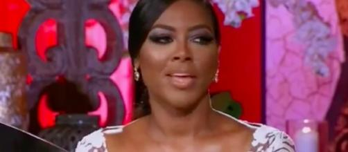 "Kenya Moore on ""The Real Housewives of Atlanta"" via YouTube"