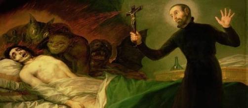 La figura del Diablo tuvo gran importancia en el Siglo de Oro.