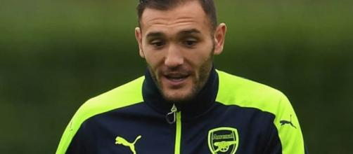Lucas Perez set to leave Arsenal on loan (Image Credit: pinterest.com)