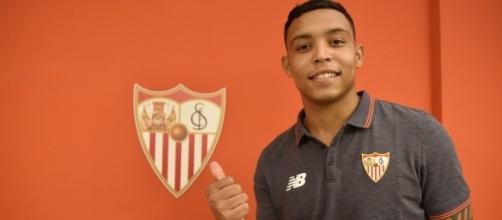 Luis Muriel è ufficialmente un giocatore del Siviglia
