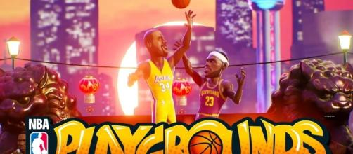 'NBA Playgrounds' patch 1.1.3 finally released on Nintendo Switch (KYRSP33DY/YouTube Screenshot)