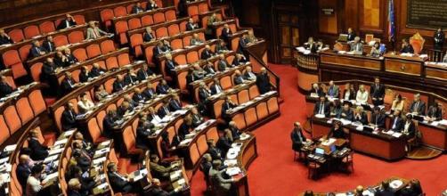 Decreto salva-banche: oggi, 12 luglio, è atteso il voto di fiducia.