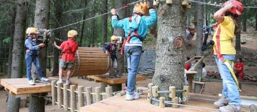 Parco Avventura delle Madonie, divertimento con la famiglia in ... - bimboinviaggio.com
