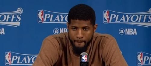 Paul George will stay with the Thunder if they succeed next season -- Ximo Pierto Official via YouTube