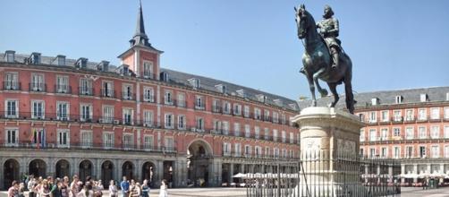 Plaza Mayor de Madrid, lugar de curiosidades