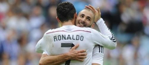 Real Madrid: Le beau cadeau de Zidane à Benzema et Ronaldo!