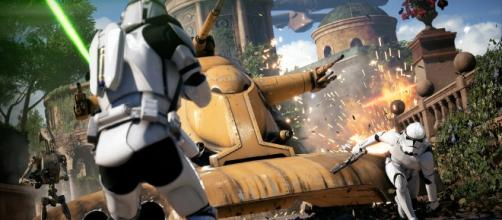 Star Wars Battlefront II's open beta blasts onto PS4 early October ... - playstation.com