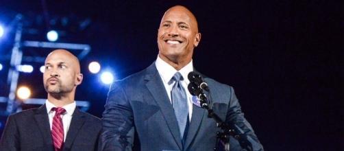 The Rock for President in 2020? (Image Credit: vanityfair.com)