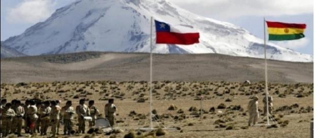 Aumentam os exercícios militares na fronteira do Chile e Bolívia