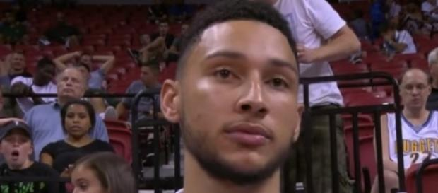 Ben Simmons declared that he will start as point guard for 76ers -- The FEDs via YouTube