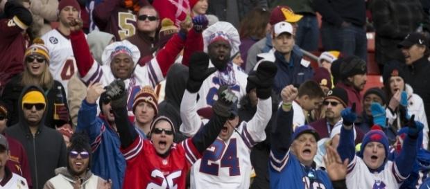 Buffalo Bills Fans   Bills at Redskins 12/20/15   Keith Allison ... - flickr.com