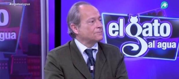 """Eduardo García Serrano: """"Sánchez ha demostrado que es ... - actuall.com"""