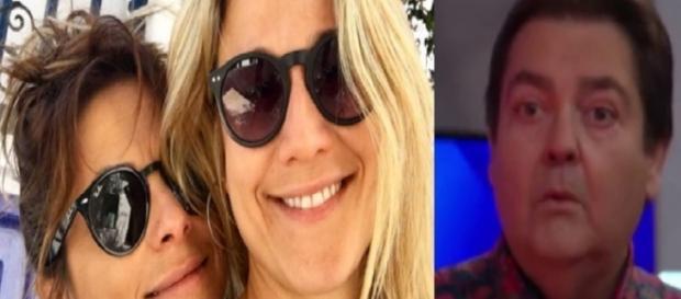 Fernanda Gentil dá a melhor resposta sobre mulher a Faustão - Google