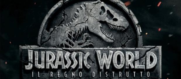 la nuova immagine per Jurassic World. Il film è atteso nel 2018