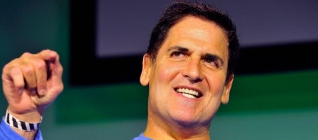 Mark Cuban, Dallas Mavericks - Photo: Wikimedia Commons (TechCrunch)
