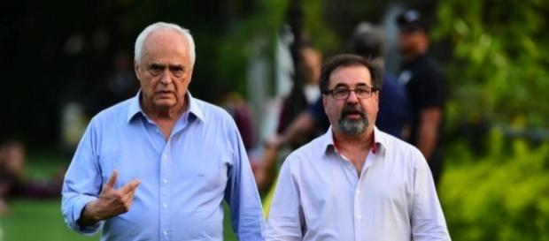 Diretoria negocia meia, que pode estar de saída do São Paulo