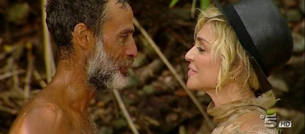 Paola Barale e Raz defan fidanzati?