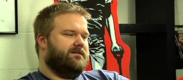 Robert Kirkman, criador de The Walking Dead