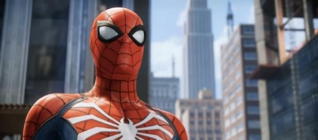 "The New York setting in the ""Spider-Man"" is said to be a lot larger than ""Sunset Overdrive's"" Sunset City (via YouTube/PlayStation)"