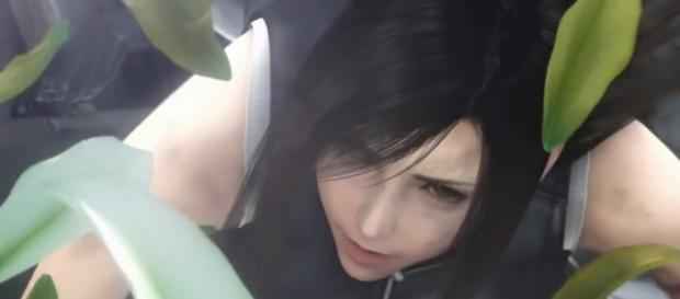 Tifa Lockhart is one of the most iconic heroines in the 'Final Fantasy' franchise (image source: YouTube/Lira Shanehart)