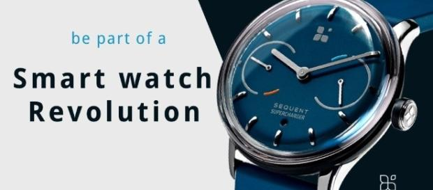 World's First Kinetic Self-Charging Smart Watch - MDROID - mdroid.my
