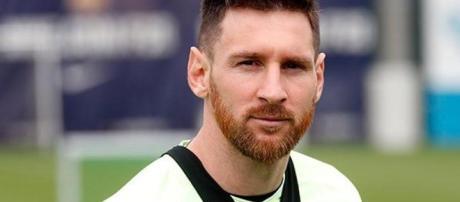 """El nuevo """"look"""" de Messi y Suárez - mundodeportivo.com"""