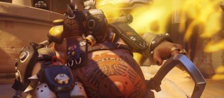 Roadhog from Blizzard's 'Overwatch'. Source: https://blizzard.gamespress.com/Overwatch