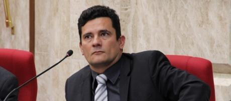 Sérgio Moro condena ex-presidente Lula (Foto: Reprodução)