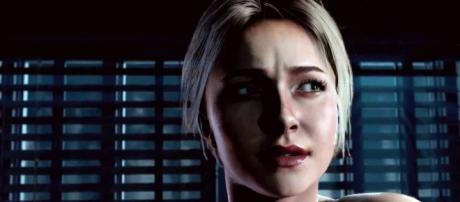 'Until Dawn' is a horror game on the PS4 (image source: YouTube/ GameNews PlayStation)