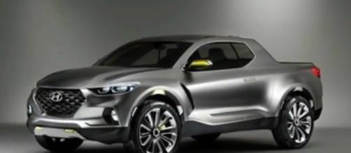 2018 Hyundai Santa Cruz Release Date Pickup truck tv/Youtube