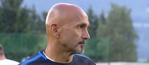 Amichevole Inter-Norimberga, l'allenatore nerazzurro Luciano Spalletti