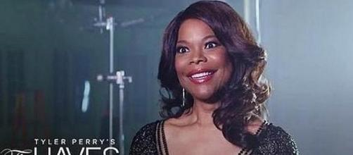 Angela Robinson plays Veronica Harrison on 'The Haves and the Have Nots' [Image: OWN/YouTube screen shot]