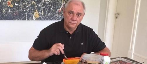 Apresentador do 'Cidade Alerta', Marcelo Rezende