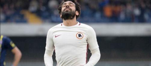 Calciomercato Roma Salah Mahrez - fantagazzetta.com