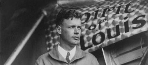 Charles Lindbergh (Library of Congress)