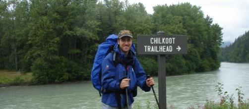 Chilkoot Trail. Foto cedida por Jordi Canal-Soler.