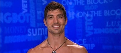"Cody Nickson on CBS's ""Big Brother"" [Image: Big Brother/YouTube screen shot]"