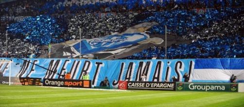 Fans de l'Olympique de Marseille