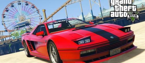 'GTA 5 Online': latest update adds Rumble Mode, Grotti Cheetah, and bonuses(Typical gamer/YouTube Screenshot)