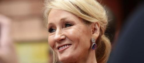 'Harry Potter' creator JK Rowling says she is writing a manuscript - Image from People (YouTube.com)