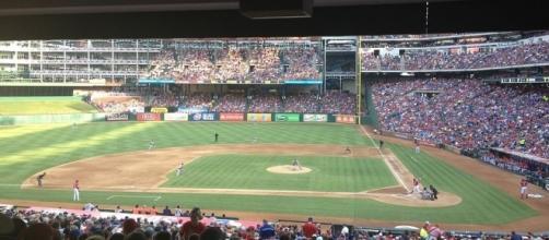 Houston Astros at play (wikimedia.org)