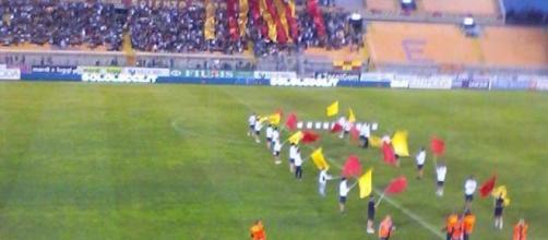 Il Lecce punta Gucher a centrocampo.