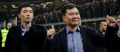 """inter steven jindong zhang"" scaricata da ""calciomercato.com"""