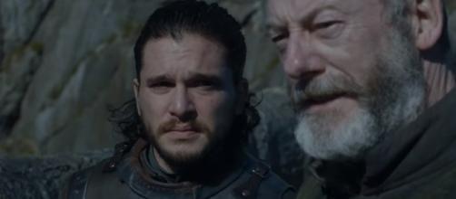Jon Snow to meet Daenerys (HBO / YouTube)