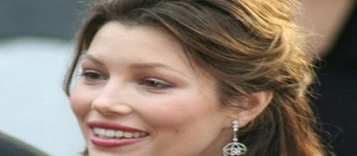 Justin Timberlake's wife Jessica Biel / Photo via Chrisa Hickey , Wikimedia Commons